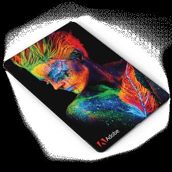 Coral - Coque iPad Personnalisée