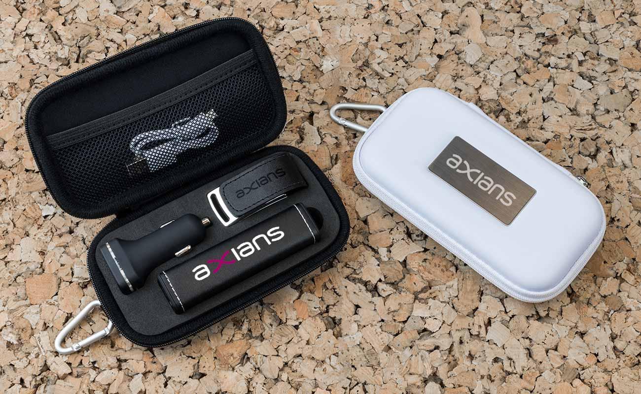 Leather M - Gift Set
