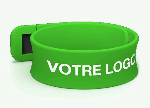 Slap Bracelet USB