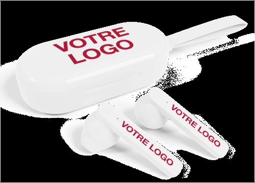 Duet - Écouteurs Bluetooth® personnalisés