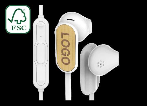 Grain Bluetooth® - Écouteurs Bluetooth pour Entreprise