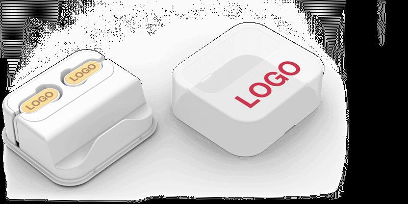 Grain Bluetooth® - Écouteurs Bluetooth Personnalisés