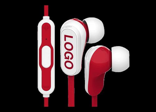Vibe - Écouteurs Sans Fil avec Logo