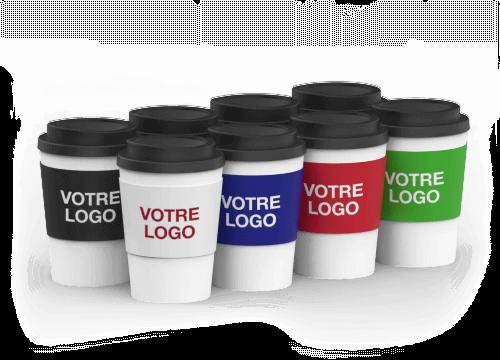 Java - Mugs de voyage marqués