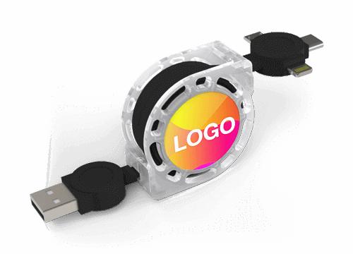 Motion - Lot Câbles USB