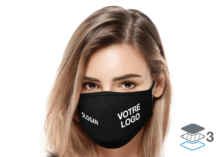 Sky - Masques protecteurs personnalisés