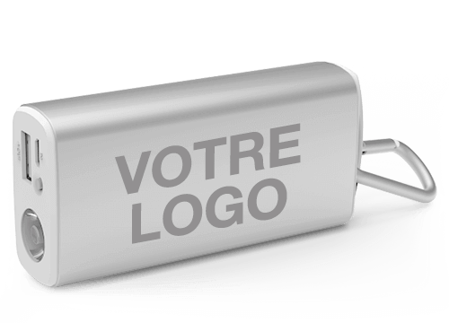 Encore - Power Bank Publicitaire
