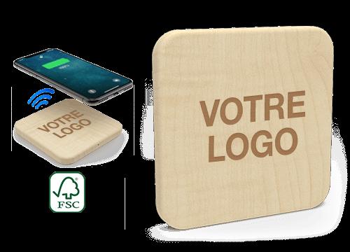 Forest - Chargeur Sans Fil Gadget Personnalisé