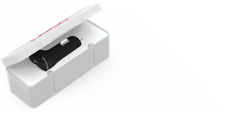 Master - Chargeur USB Voiture Personnalisable