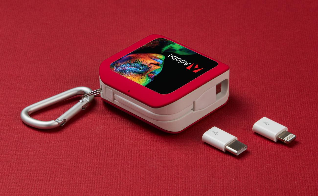 Boost - Batterie Externe Personnalisable