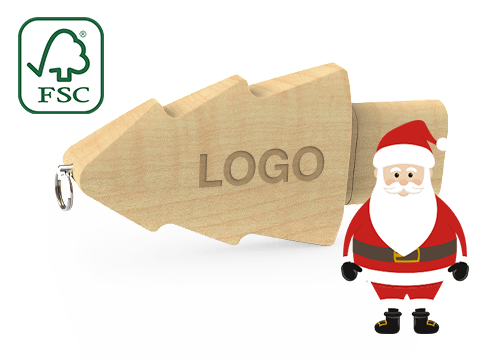 Christmas - Logo USB