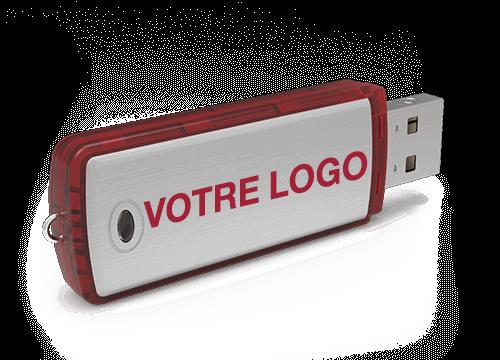 Classic - Clés USB Personnalisables