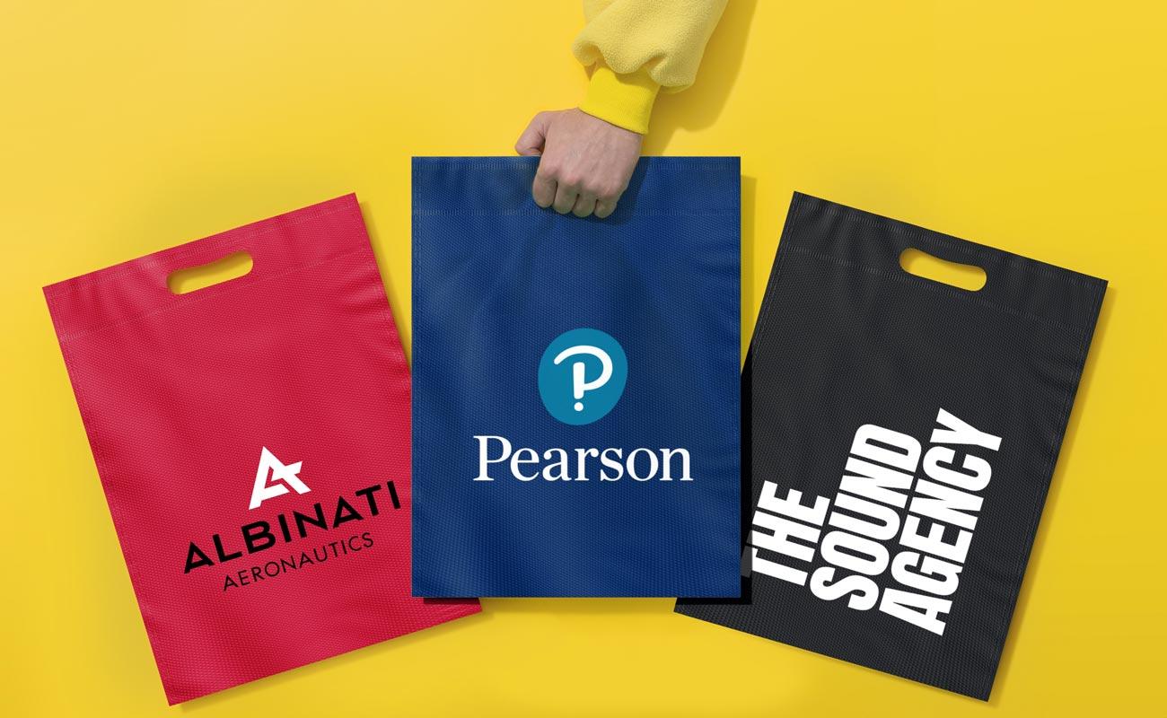 Compact - Sacs Shopping non tissés personnalisés