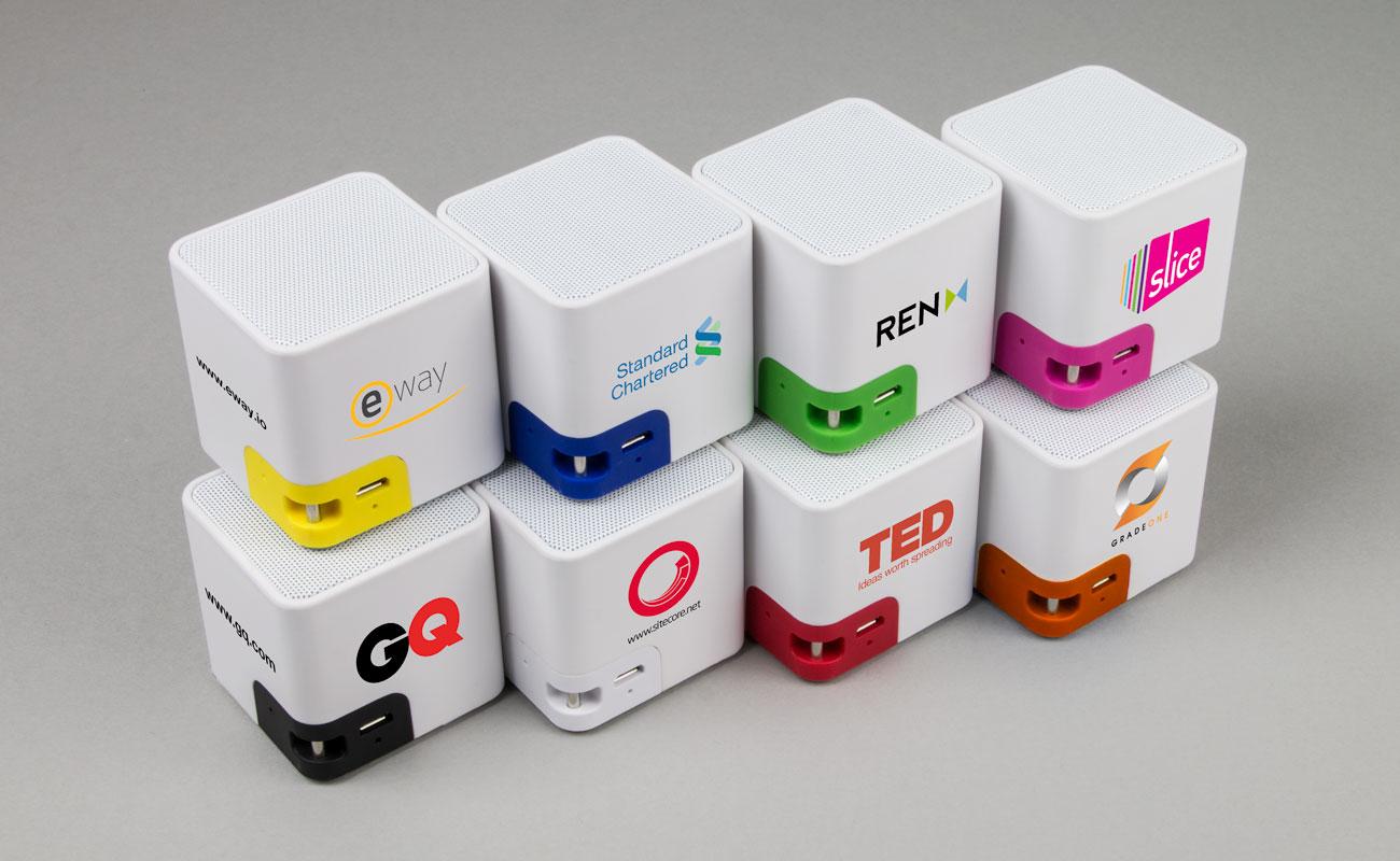 Cube - Enceinte Professionnel