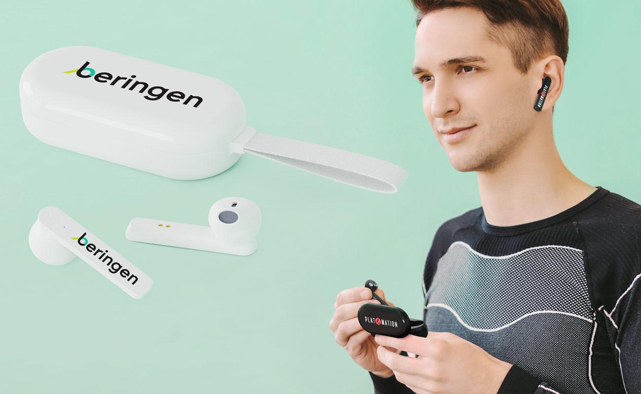 Duet - Écouteurs sans fil personnalisés
