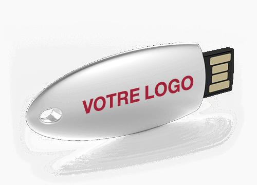 Ellipse - Clé USB Personnalisable