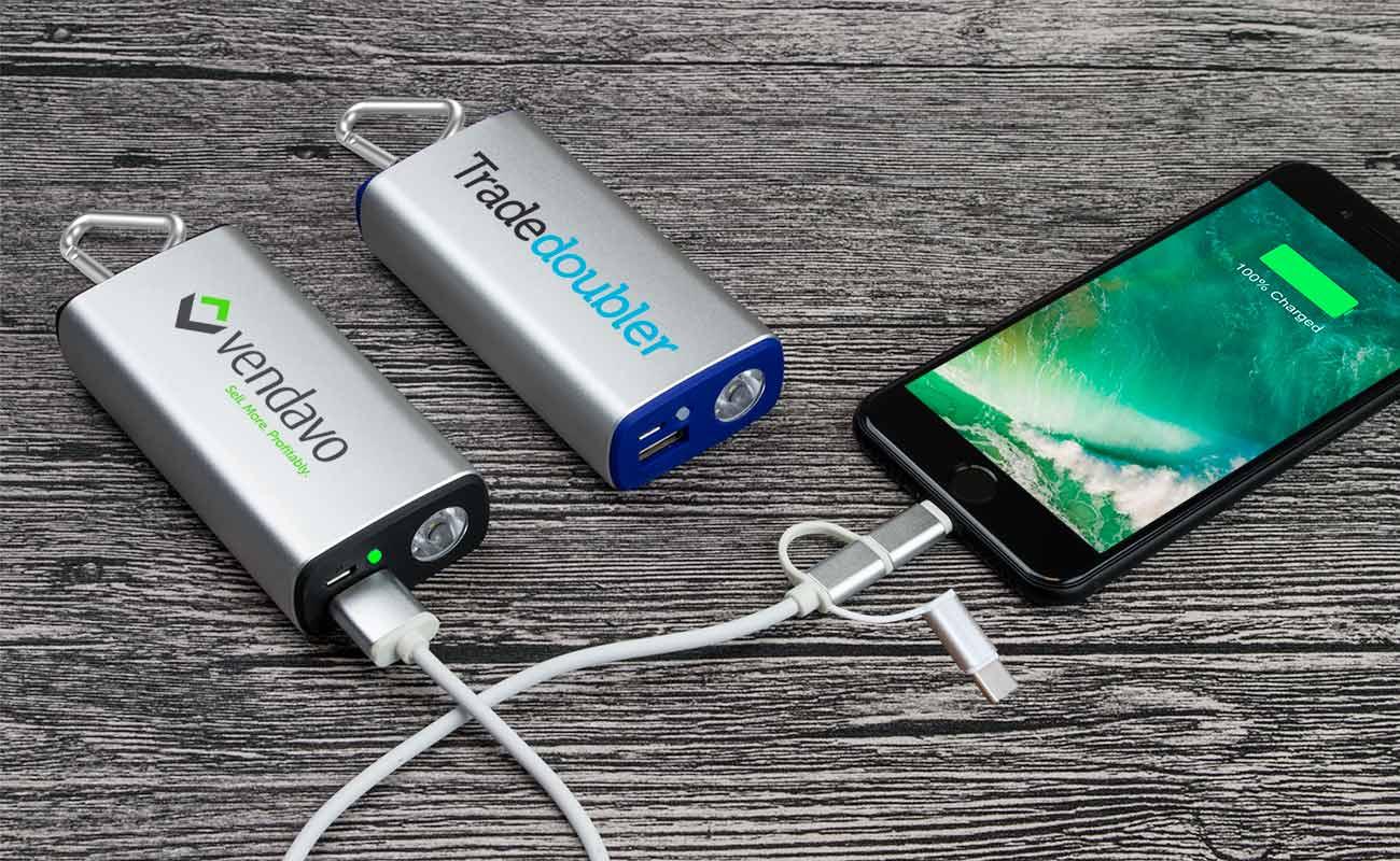Encore - Batterie Externe Personnalisable