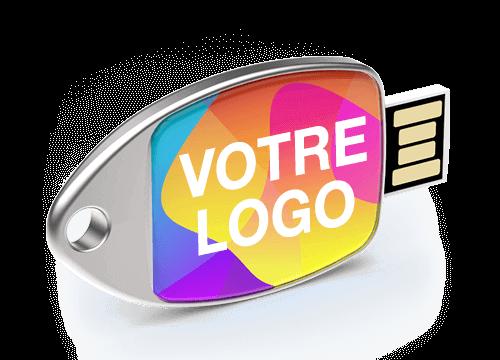 Fin - Clé USB Publicitaire