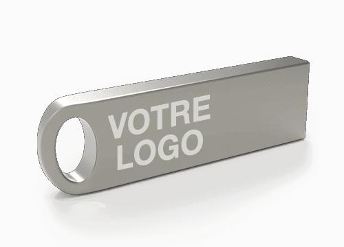 Focus - Clés USB Personnalisées