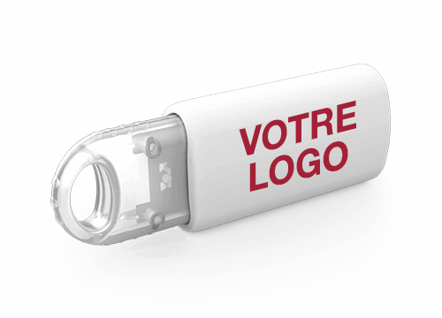Kinetic - Cle USB Personnalisable