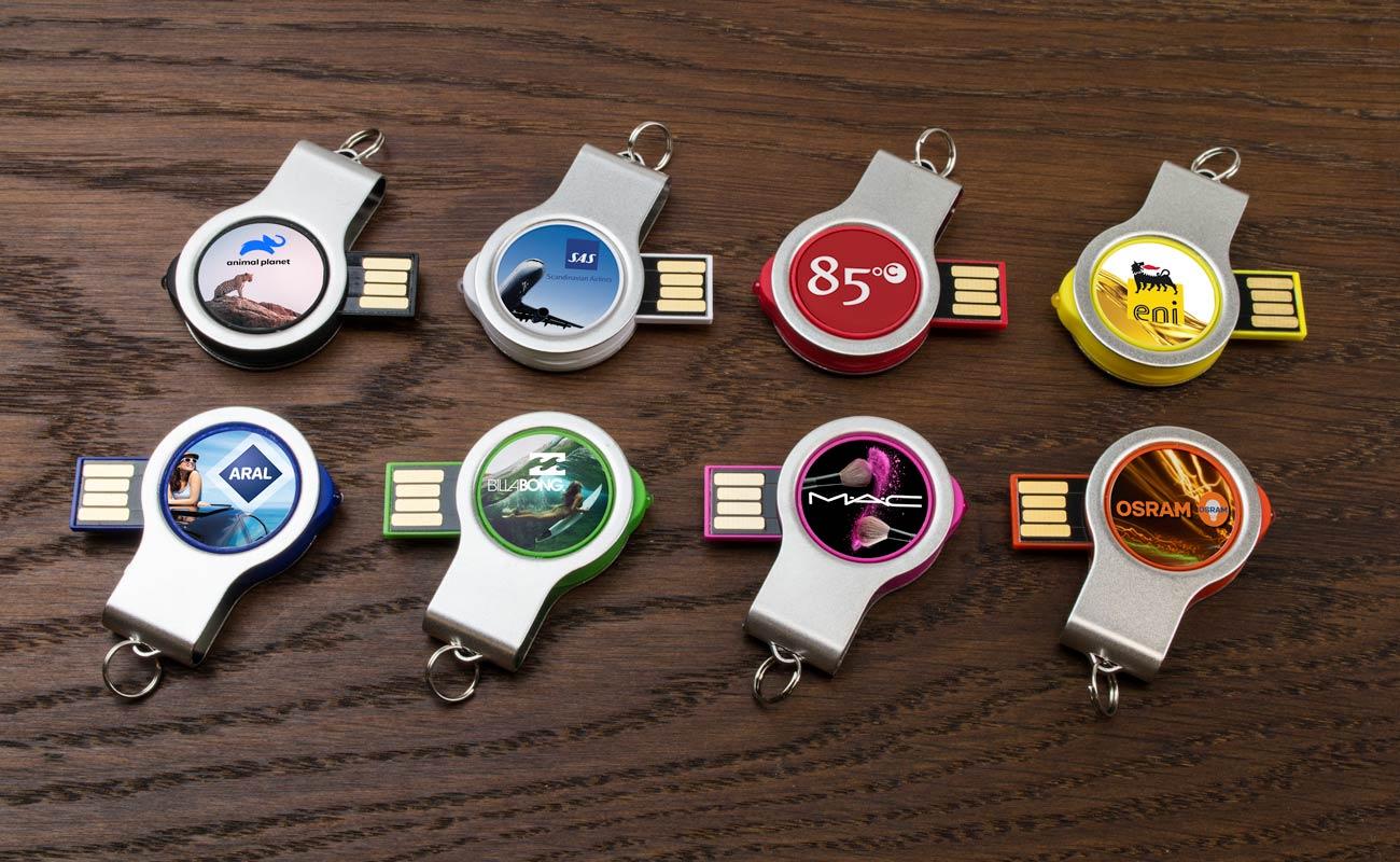 Light - USB personnalisable avec LED