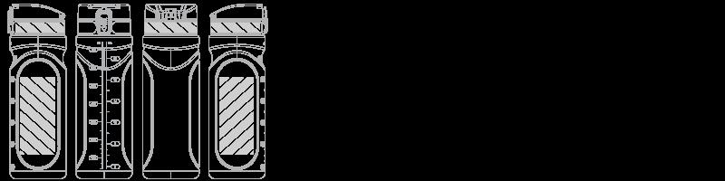 Gourde Sérigraphie