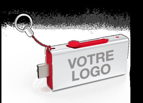 Slide - Clés USB Personnalisables