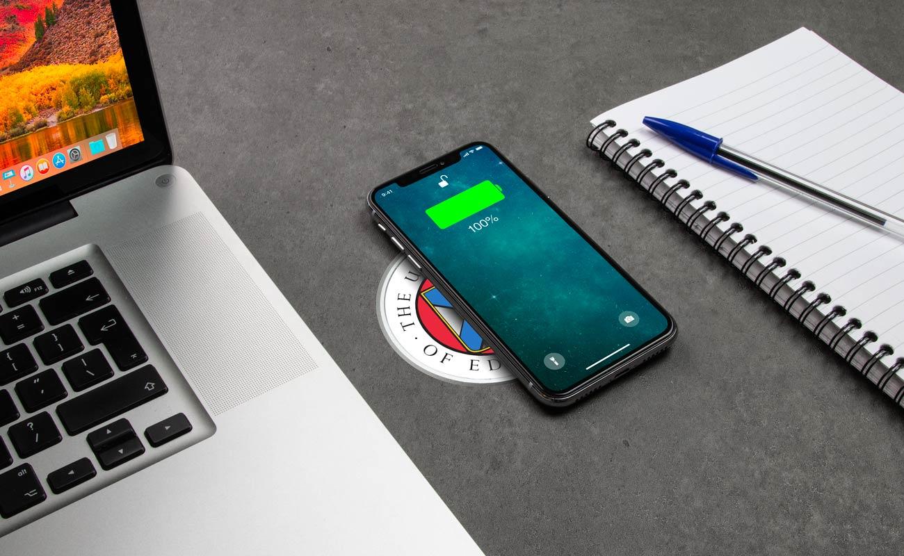 Tavolo - Chargeur sans fil marqué pour bureau
