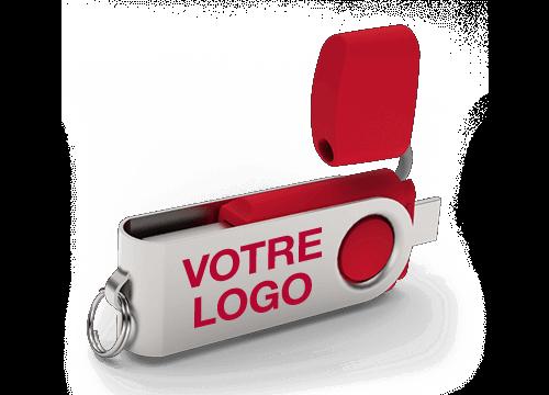 Twister Go - Clé USB Personnalisable