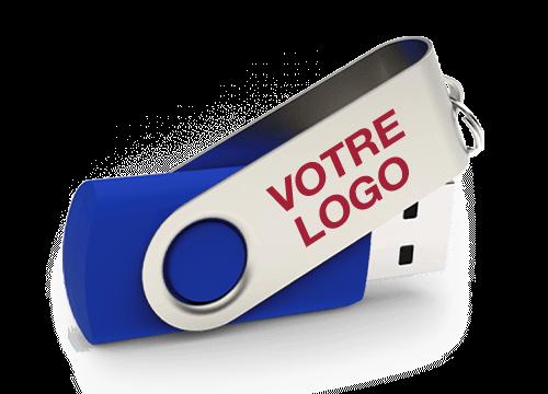 Twister - Clés USB Personnalisées