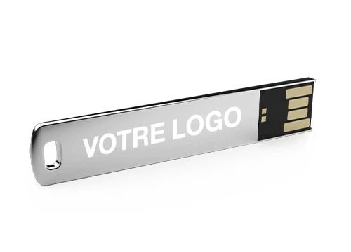 WalletStick - Clés USB plates personnalisables