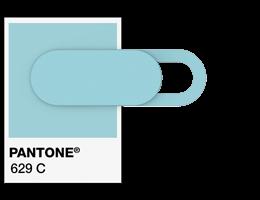 Références Pantone® Protection pour Webcam